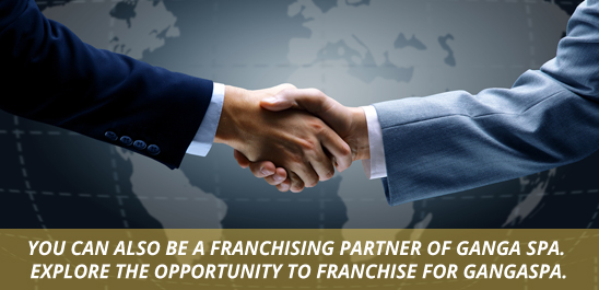 GANGA SPA FRANCHISING PARTNER